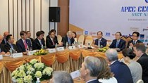 Chủ tịch nước Trần Đại Quang gặp hơn 60 doanh nghiệp lớn của Hoa Kỳ