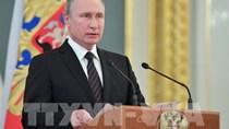 APEC 2017: Nga ủng hộ thành lập khu vực thương mại tự do châu Á – Thái Bình Dương