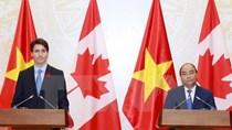 Việt Nam - Canada thống nhất xác lập Đối tác toàn diện