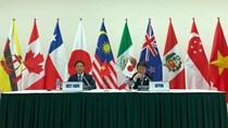 Kết quả cuộc họp Bộ trưởng các nước tham gia Hiệp định Đối tác xuyên Thái Bình Dương