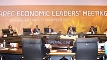 APEC 2017: Khai mạc Hội nghị các nhà lãnh đạo kinh tế APEC lần thứ 25
