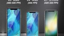 Sẽ có 3 chiếc iPhone X ra mắt năm 2018