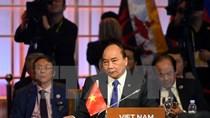 Thủ tướng kết thúc tốt đẹp chuyến tham dự Hội nghị cấp cao ASEAN