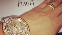 """Siêu phẩm đồng hồ nạm kim cương Thụy Sĩ:Khẳng định sắc đẹp, địa vị của một """"nữ vương"""""""