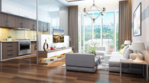 1,2 tỷ có thể mua được căn hộ cao cấp tại trung tâm Hà Nội?