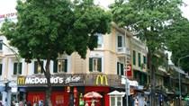 McDonald's sắp khai trương nhà hàng đầu tiên tại Hà Nội