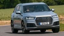 Audi Q7 2016 - sang trọng và thực dụng