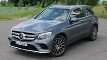 Đánh giá nhanh và những hình ảnh thật của Mercedes GLC sắp ra mắt tại Việt Nam