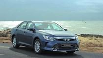 Top 10 ôtô bán chạy nhất Việt Nam trong tháng 6/2015