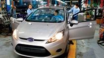 Bảng giá xe ô-tô Việt Nam tháng 7/2015