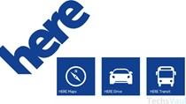 Nokia chính thức bán HERE maps cho Audi, Mercedes và BMW với giá 3 tỷ USD