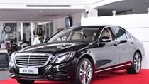 Mercedes dành nhiều ưu đãi đặc biệt cho E Class và S Class trong tháng 8