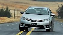 Toyota đề nghị giảm thuế dòng xe thân thiện môi trường