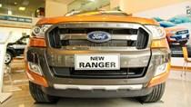 Cận cảnh Ford Ranger 2015 mới