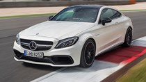 Mercedes ra mắt C63 AMG Coupe 2016