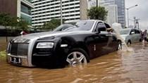Làm thế nào để tránh xe ngập nước khi mua xe cũ?