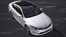 Kia Optima 2016 chính thức xuất hiện: Rộng rãi và hiện đại hơn