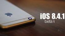 Những lỗi thường gặp của iOS 8.4.1 và cách khắc phục