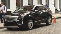 Cadillac XT5 2017 chuẩn bị ra mắt