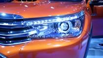 Xe bán tải Toyota Hilux 2015 trình làng, giá từ 693 triệu Đồng