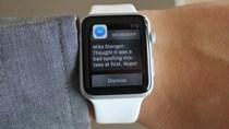 Đã có Facebook Messenger cho Apple Watch