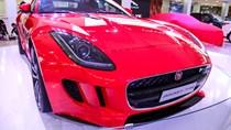 Jaguar F-Type R Convertibe ra mắt thị trường Việt Nam