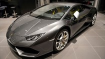 Lamborghini Huracan chính hãng giảm giá kịch sàn đã có chủ