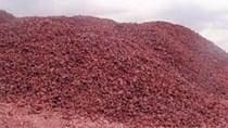 Giá quặng sắt tại Trung Quốc giảm hơn 4%