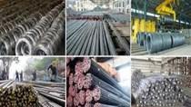 Giá thép và nguyên liệu sản xuất thép tại Trung Quốc giảm