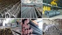 Giá thanh cốt thép, than cốc tại Trung Quốc chạm thấp nhất 2 tháng