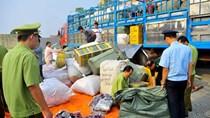Mở đợt cao điểm đấu tranh chống buôn lậu, sản xuất, kinh doanh hàng giả