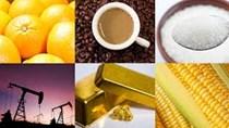 Hàng hóa TG quý III giảm giá mạnh nhất 3 năm