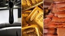 Hàng hóa TG sáng 21/5: Dầu và vàng đảo chiều tăng trở lại