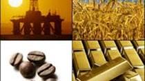 Hàng hóa thế giới sáng 20-6: Dầu, vàng giảm do lo ngại Fed giảm kích thích