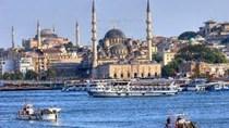 Kim ngạch xuất khẩu sang Thổ Nhĩ Kỳ tăng trưởng mạnh