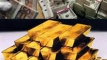 Giá vàng và tỷ giá 29/5: Vàng tăng nhẹ
