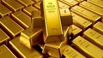 Giá vàng thế giới giảm khiến SJC mất 400.000 đồng/lượng trong tuần này