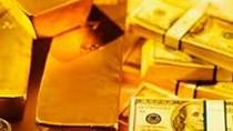 Giá vàng và tỷ giá 26/5: USD tăng mạnh