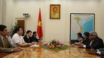 Tăng cường thúc đẩy quan hệ thương mại Việt Nam - Ấn Độ