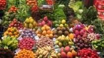 Hàng rau quả nhập từ Thái Lan tăng mạnh