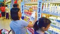 Sữa nhập khẩu và kiểm soát chất lượng