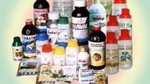 Thuốc trừ sâu và nguyên liệu nhập từ Malaysia tăng mạnh