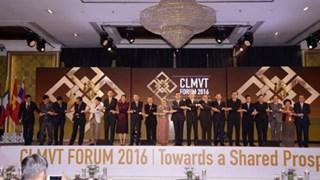 Thứ trưởng Nguyễn Cẩm Tú tham dự Diễn đàn CLMVT 2016 tại Thái Lan