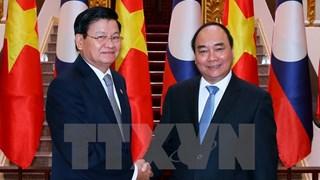 Việt - Lào: Nhất trí thúc đẩy kim ngạch thương mại song phương