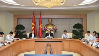 Thủ tướng yêu cầu công khai những Bộ ít quan tâm thể chế