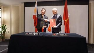 Kỳ họp lần thứ 2 Tiểu ban Hỗn hợp Thương mại Việt Nam – Philippines