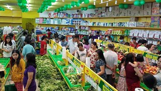 Bảo đảm nguồn cung hàng hóa thiết yếu cho thị trường trong mọi tình huống