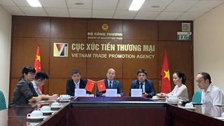 Giao thương trực tuyến nông sản, thực phẩm Việt Nam với thị trường Vân Nam (TQ)
