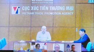 Hội nghị giao thương trực tuyến kết nối doanh nghiệp Việt Nam – Israel 2021