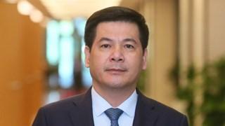 Đồng chí Nguyễn Hồng Diên được Quốc hội phê chuẩn giữ chức vụ Bộ trưởng Bộ Công Thương